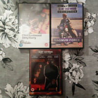 Clint Eastwod Collection - Bundle of 3 DVD's - Very Good Condition