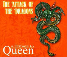 The Attack of the Dragons-A Tribute to Queen Package Numérique - 2cd - 162327