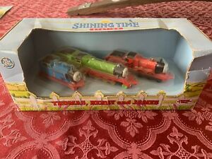 RARE!!! Shining Time Station Thomas The Tank Engine & Friends Thomas Henry James