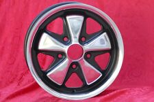 4 pcs. Porsche Design old school 6x15/7x15R wheels x Porsche 911 TÜV  Felge