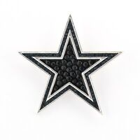 DALLAS COWBOYS Pin, Brooch, Bling, SPARKLE & SHINE, NFL Football