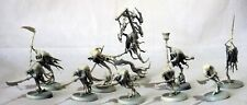 Warhammer Age of Sigmar Nighthaunt Lord-Executioner, 4 Grimghast and 5 Stalkers