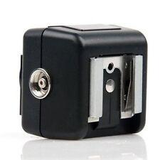 Viltrox fc-8n Adaptador de Zapata para Cámara Canon Nikon con terminales de sincronización PC