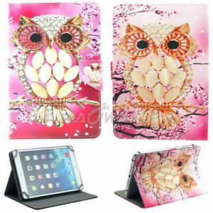 Android Tablets Universal Leather Case Cover For Dragon Touch M7/Y88X/Y88X Pro