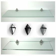 Glasboden Scheibe Glasplatte 6 mm dick Sicherheitsglas ESG schwarz 50x12 o 70x13