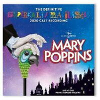 Mary Poppins - 2020 Cast Recording - New CD Album