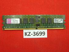 Kingston 2 GB ddr2 pc2-3200 ecc per server kth-mlg4/4g #kz-3699