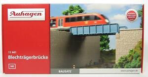 BNIB 11441 OO HO GAUGE RAIL OVER GIRDER BRIDGE AUHAGEN KIT