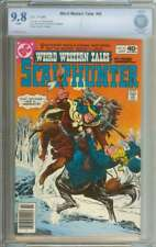 WEIRD WESTERN TALES #69 CBCS 9.8 WHITE PAGES