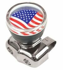 Botón Del Hilandero Para Volante De Coche Auto Steering Wheel Spinner