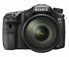 Sony A77II Digital SLR Camera with 16-50mm F2.8 Lens