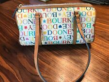Gently and hardly used Dooney & Bourke Hand Bag Purse In Fantastic Condition.