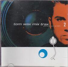 TOM WAX Mix Trax 2 CD