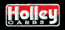 Holley Carbs Patch Badge Muscle Car Hot Rod Drag Race