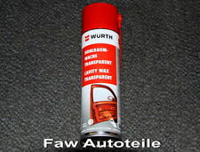 Kfz-Hohlraumversiegelungs Würth-Produkte