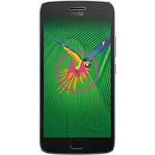 Motorola Moto G5 Dual XT1671 32GB - LTE Factory Unlocked Smartphone - Lunar Grey
