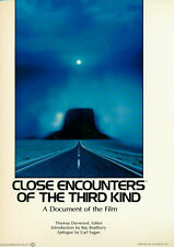 Close Encounters Of The Third Kind: A Document of the Film 1978 1st ed softcover