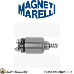 MAGNETSCHALTER STARTER FÜR MERCEDES BENZ IVECO ALFA ROMEO MAGNETI MARELLI 130301