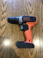BLACK+DECKER™ BDC702 20V MAX* Lithium-Ion Cordless Impact Drill Bare Tool Only