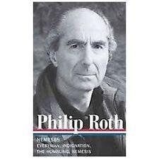 Philip Roth: Nemeses: Everyman/Indignation/The Humbling/Nemesis (Hardback or Cas
