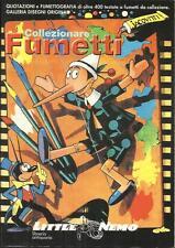 COLLEZIONARE FUMETTI CATALOGO n° 3 Nuova Serie (Little Nemo, 2001) Jacovitti
