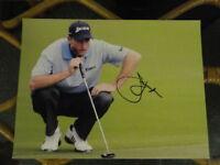 JIM FURYK SIGNED 8X10 PHOTO AUTOGRAPHED PGA STAR