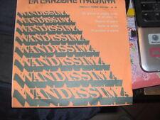 7' EP  WANDA OSIRIS ELSA MERLINI DE SICA MILLY N/MINT