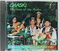 Chaski Rhythms of the Andes CD Pachamama Messengers of the Mother Earth
