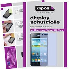 1x Samsung Galaxy S2 Plus Pellicola Prottetiva Transparente Proteggi Schermo