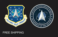 Space Force Space Command Air Force United States Sticker Decal 1 of each 2.5in