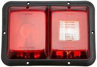 Bargman Lights 3184700 Vertical Taillite Backup Lens