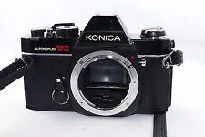 Konica Autoreflex TC camera body working condition