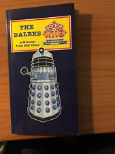 Doctor Who The Daleks: A History From BBC Video - Andrew Pixley - Paperback