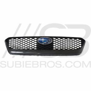 2015 / 2016 / 2017 WRX STi genuine JDM Subaru OEM grill , front  S4  VA JAPAN