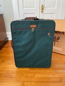 "Hartmann 26"" Canvas Suitcase w/ Carryon Tote"