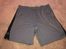 Under Armour Grey Mens Shorts XL Loose Fit