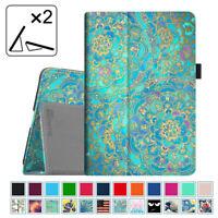 For Newest iPad Mini 5 2019 Mini 4 3 2 1 Slim Leather Cover Folio Stand Case