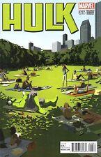 Hulk Comic 016 NYC Variant Edition Marvel 2015 Duggan Bagley Omega Hulk Part 12