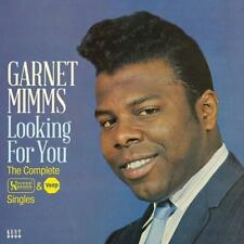 GARNET MIMMS Looking For You - UA & Veep Singles NEW NORTHERN SOUL CD 60s (KENT)