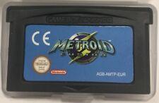 Metroid Fusion Game Boy Advance GBA Multi-Language
