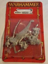 GW Warhammer Lizardmen Terradon with Spear (8584H) - METAL SEALED BLISTER RARE