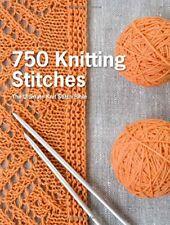 750 Knitting Stitches: The Ultimate Knit Stitch Bible-Pavilion Books