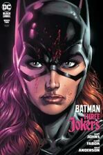 BATMAN THREE JOKERS #2 (OF 3) JASON FABOK BATGIRL COVER Store Stock