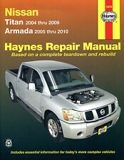 Reparaturhandbuch Nissan Titan 04 - 14