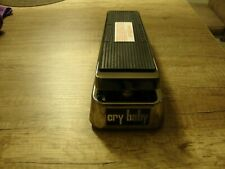 Dunlop Cry Baby LTD, Wah Effekt Pedal