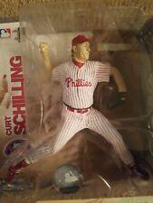 Curt Schilling mcfarlane 2003 Philadelphia Phillies series 5 surprise chase nib