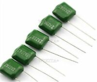 50Pcs Radial 100V 0.22UF 220Nf 220000PF 2A224 J ±5% Mylar Film Capacitors New pp