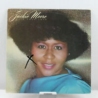 Jackie Moore With Your Love Vintage Vinyl Record LP VG+ 36455