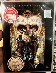 Michael Jackson: DANGEROUS (The Short Films) ~ All Region ~ Brand New & Seal ~