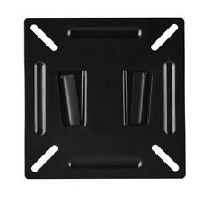 Hot Flat Panel LCD TV Screen Monitor Wall Mount Bracket Stand Holder Black